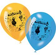 Barbapapa feest ballonnen