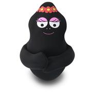 Barbamama knuffel 16cm zwart