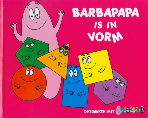 Boek - Barbapapa  is in vorm