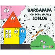 Boek - Barbapapa  op zoek naar Loeloe