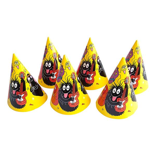 Barbapapa feest hoed