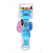 Barbapapa speenketting blauw