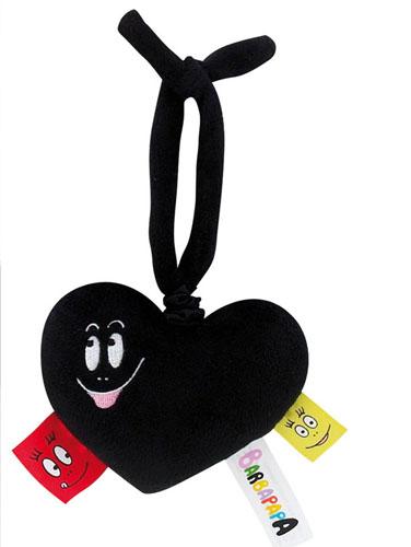 Barbapapa wieg speelgoed zwart