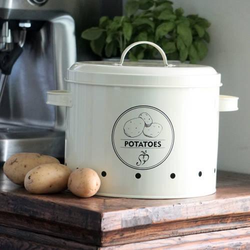Bewaarblik Aardappelen
