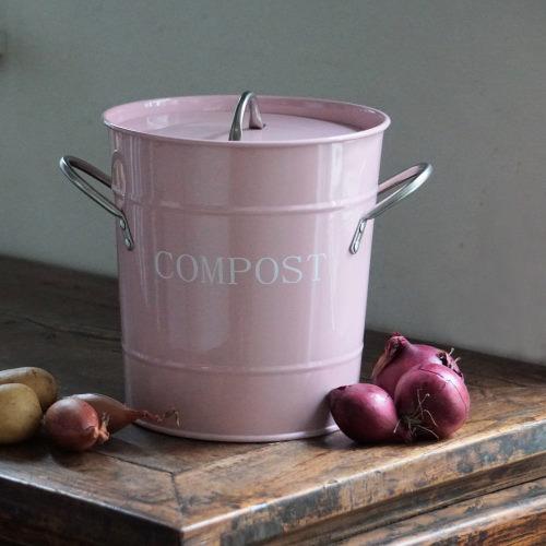 Retro Compostemmer Pink