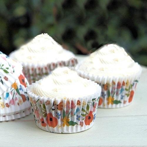 Cupcake cups Summer Meadow