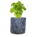 Plantzak Grijs 8 ltr