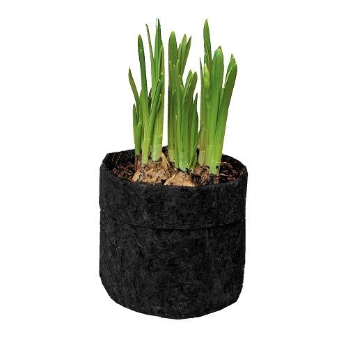 Plantzak Zwart 3,8 ltr
