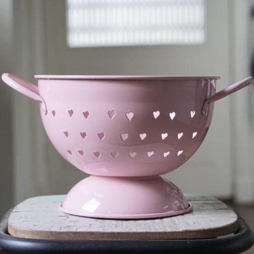 Vergiet Pink Hearts