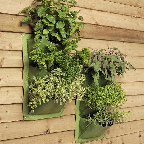 Verti-plant Leaf Green