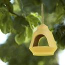 Vogelvoederhuisje Bamboe Oker