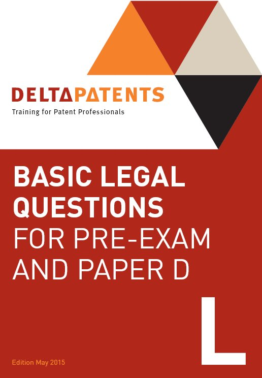 Basic Questions for Pre-Exam and Main Exam