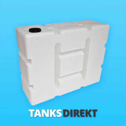 1000 Liter Wassertank vertikal mit Schwallwand