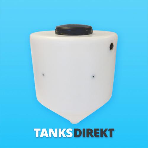 100 Liter konischer Wassertank