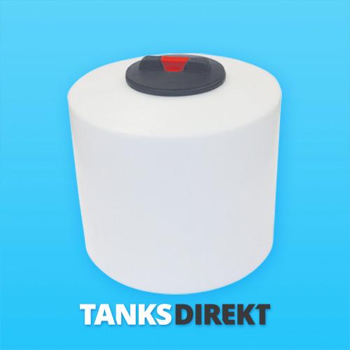 100 Liter zylindrischer Wassertank