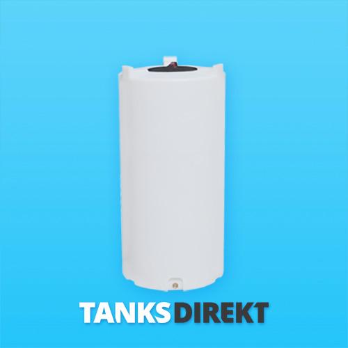 1025 Liter zylindrischer vertikaler Wassertank