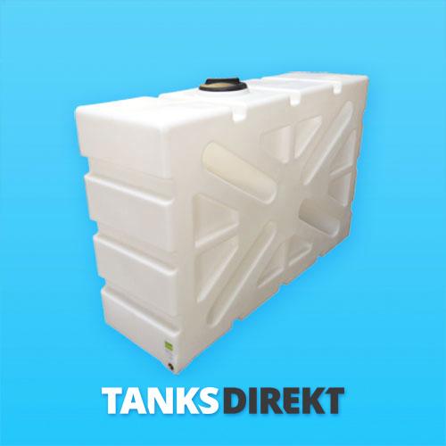 1250 Liter Wassertank vertikal mit Schwallwand