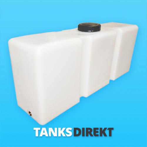 125 Liter Wassertank vertikal