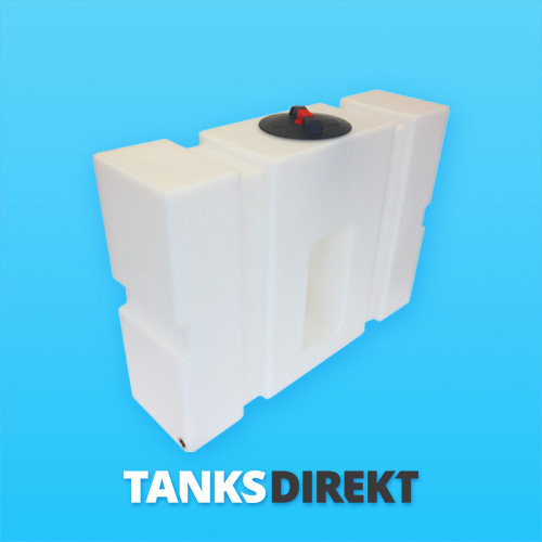 190 Liter Wassertank vertikal mit Schwallwand