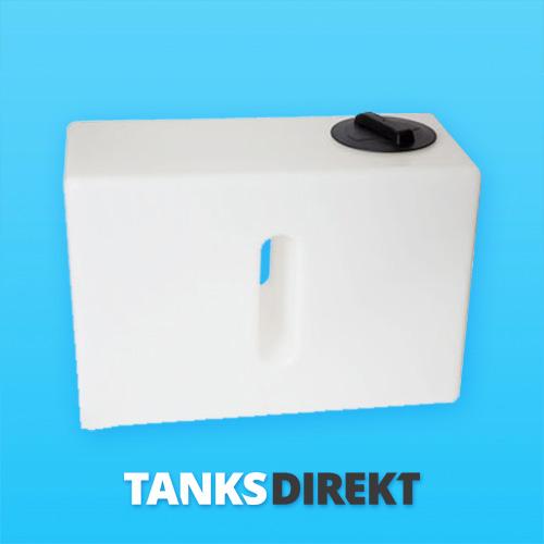 210 Liter Wassertank vertikal mit Schwallwand