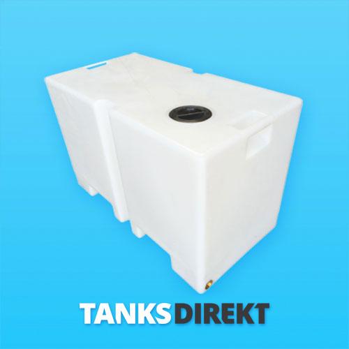 250 Liter Gewicht Wassertank mit Einkerbungen