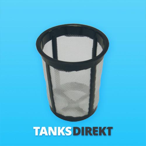Filter mit einem Durchmesser von 10 cm x 12 cm tief