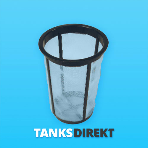 Filter mit einem Durchmesser von 15 cm x 20 cm tief