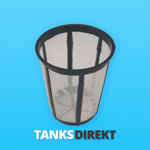 Filter mit einem Durchmesser von 20 cm x 24 cm tief