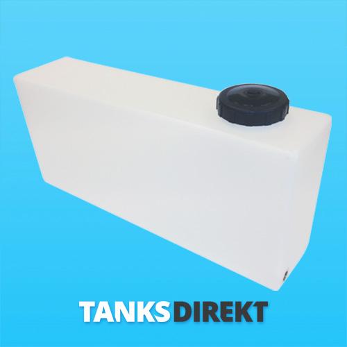 30 Liter Wassertank vertikal 10 cm Deckel