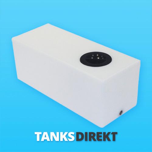35 Liter Wassertank flach