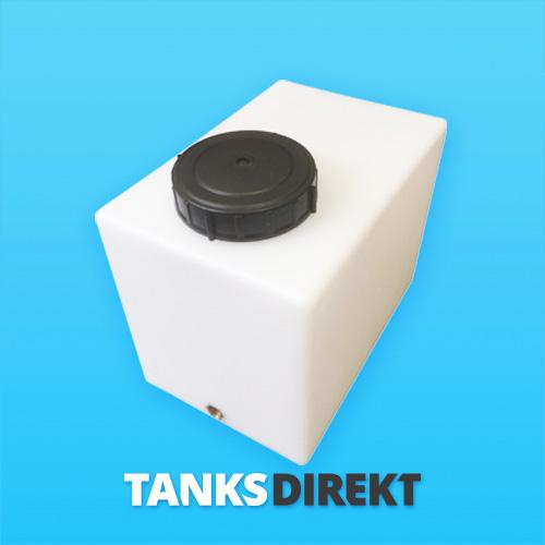 36 Liter Wassertank