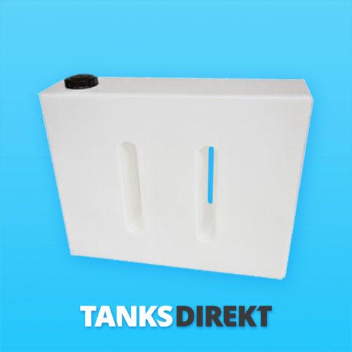 400 Liter Wassertank vertikal mit Schwallwand