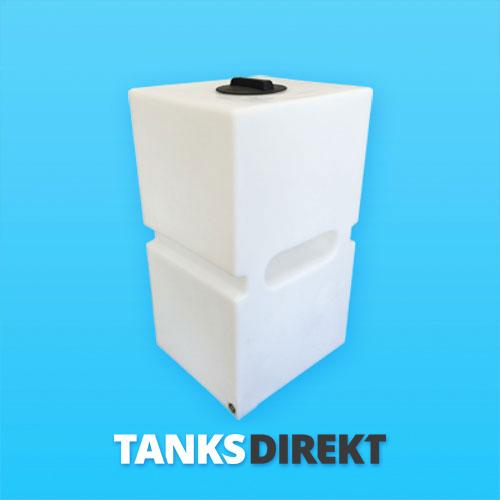 450 Liter Wassertank vertikal mit Schwallwand