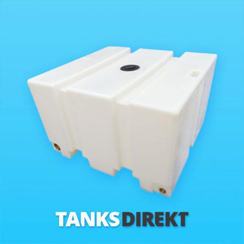 500 Liter Gewicht Wassertank mit Einkerbungen