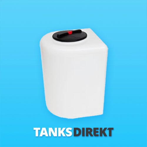 600 Liter D-Form Wassertank