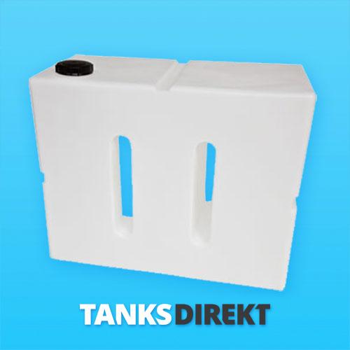 650 Liter Wassertank vertikal mit Schwallwand