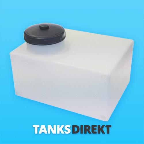 75 Liter Wassertank flach (modular)