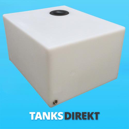 95 Liter Wassertank flach