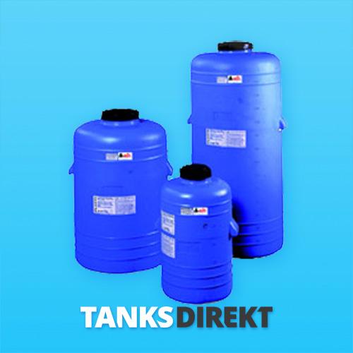 RPVK-60 Liter Speichertank zylindrisch vertikal
