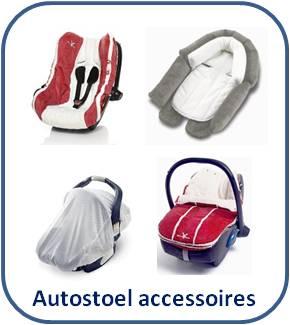 Autostoel Accessoires: Voetenzakken * Autostoelverkleiners * Autostoelhoezen en meer