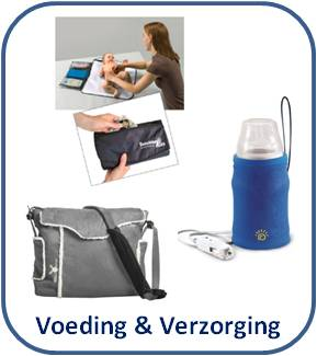 Voeding & Verzorging: Auto Flessenwarmer 12V * Luiertas * Verschoningsmatje