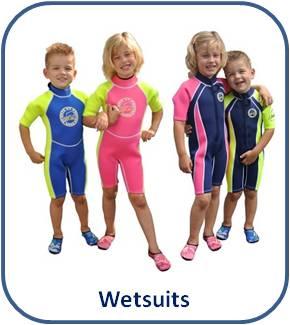 Wetsuit kind * Kinder en baby wetsuits * Surfpakken voor kinderen