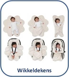 Wikkeldekens: Baby Wikkeldeken * Wikkeldoek * Omslagdoek * Wrapper Wallaboo