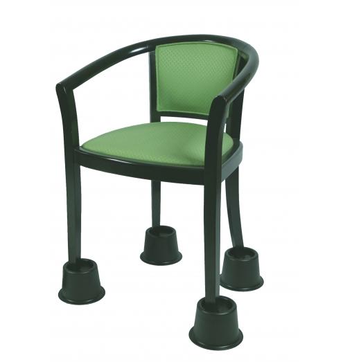 Bed- stoelverhogers Able2, 9 cm of 14 cm (4 stuks)
