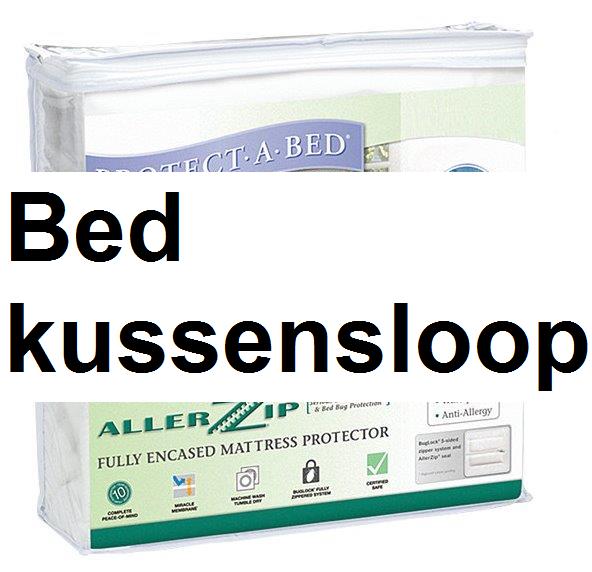 AllerZip Kussensloop (set van 2 slopen)