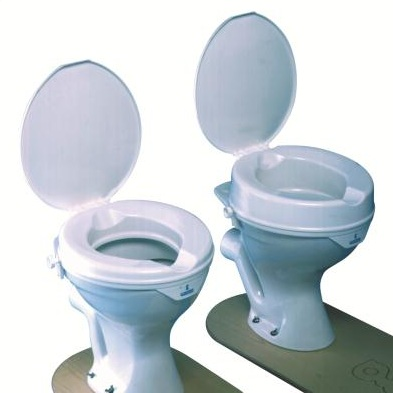 Extra stevige toiletverhoger