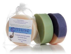 Emoe Olie & Roze Himalaya Zout
