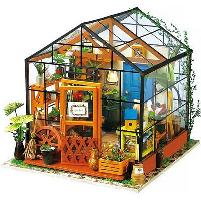 Kathy's green house