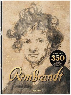 Rembrandt - Alle tekeningen en schetsen