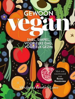 Alexandra Penrhyn Lowe - Gewoon vegan